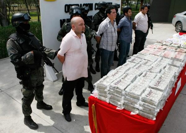 The Sinaloa cartel launder money through clothes imports ...