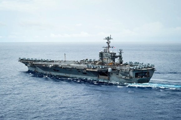 The Ford-class will be the next step up from the current Nimitz-class.
