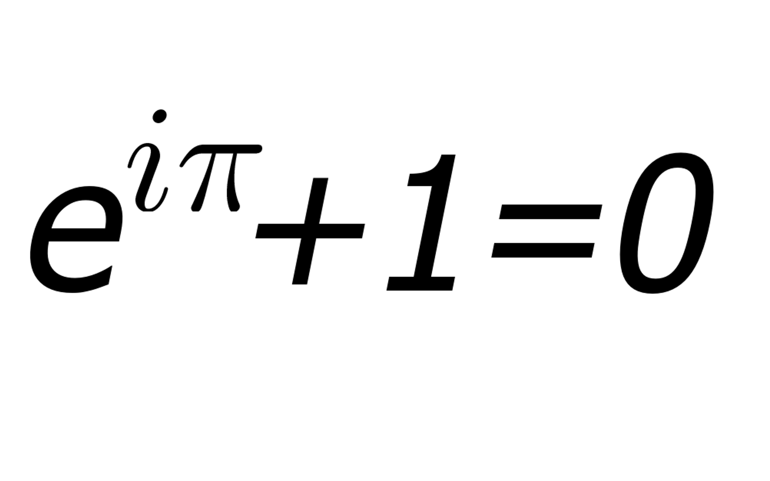 The Most Beautiful Math Equations According To The