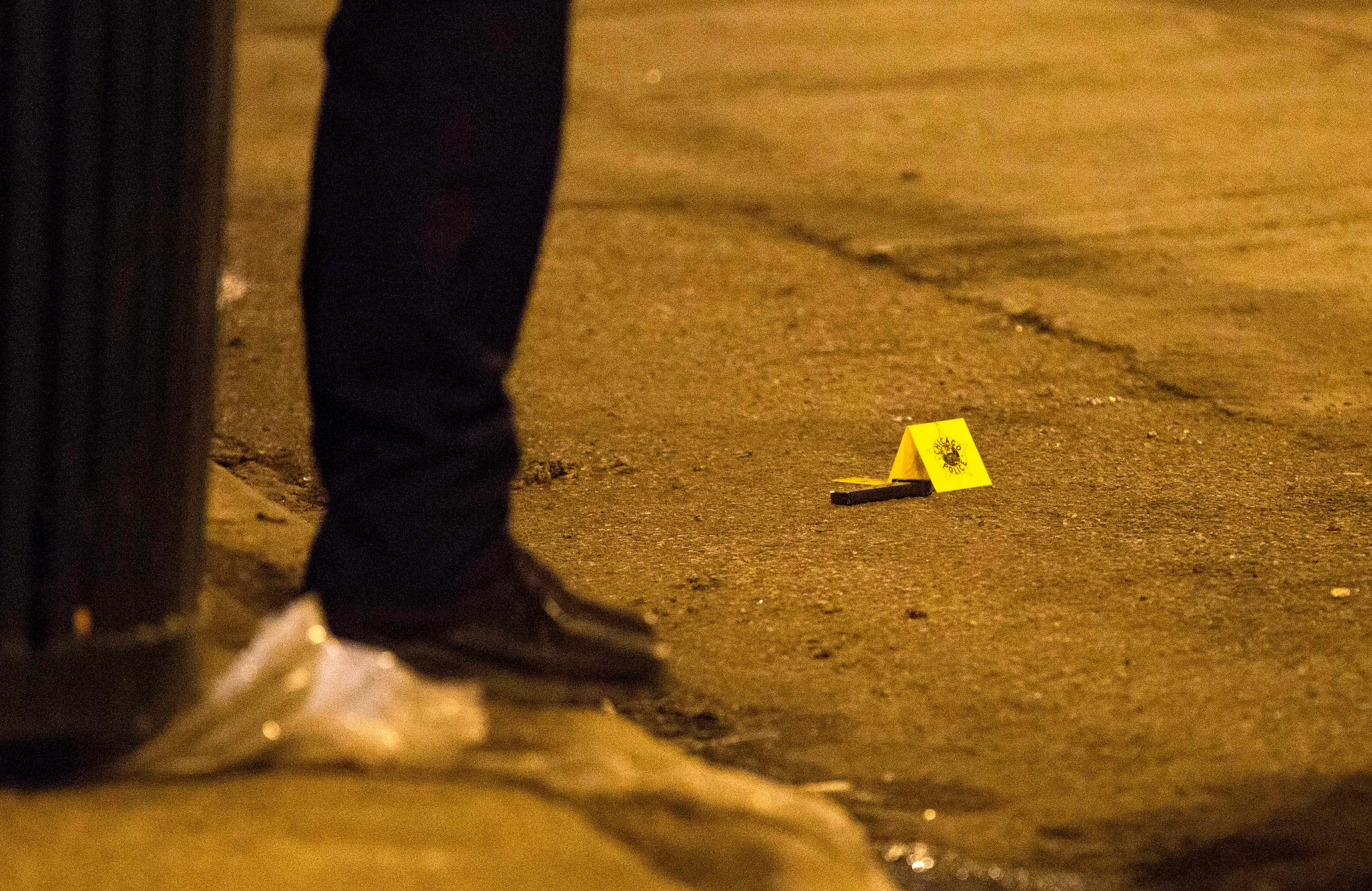 chicago police shooting