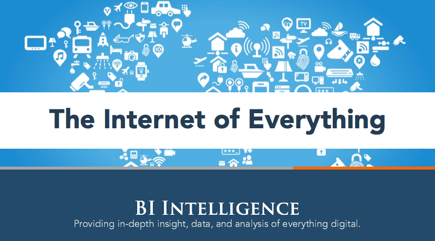 Internet of Everything Slide Deck