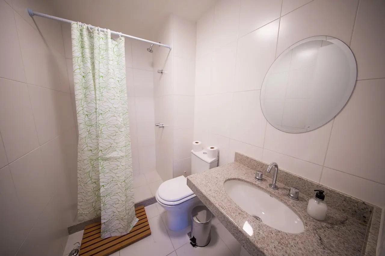 Bathroom plumbing service