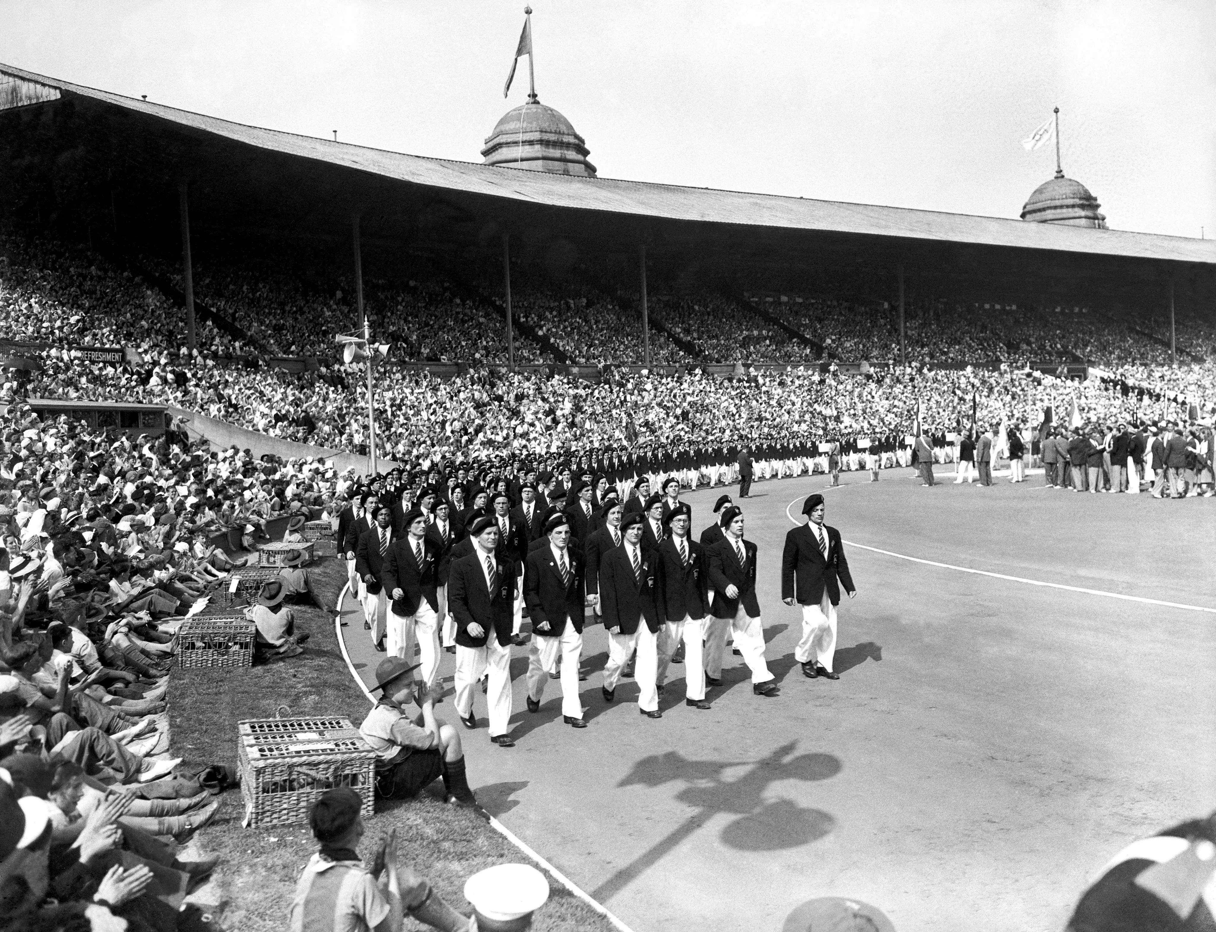 London, 1948: Two years after the end of World War II, the Olympics returned to London for a second time.