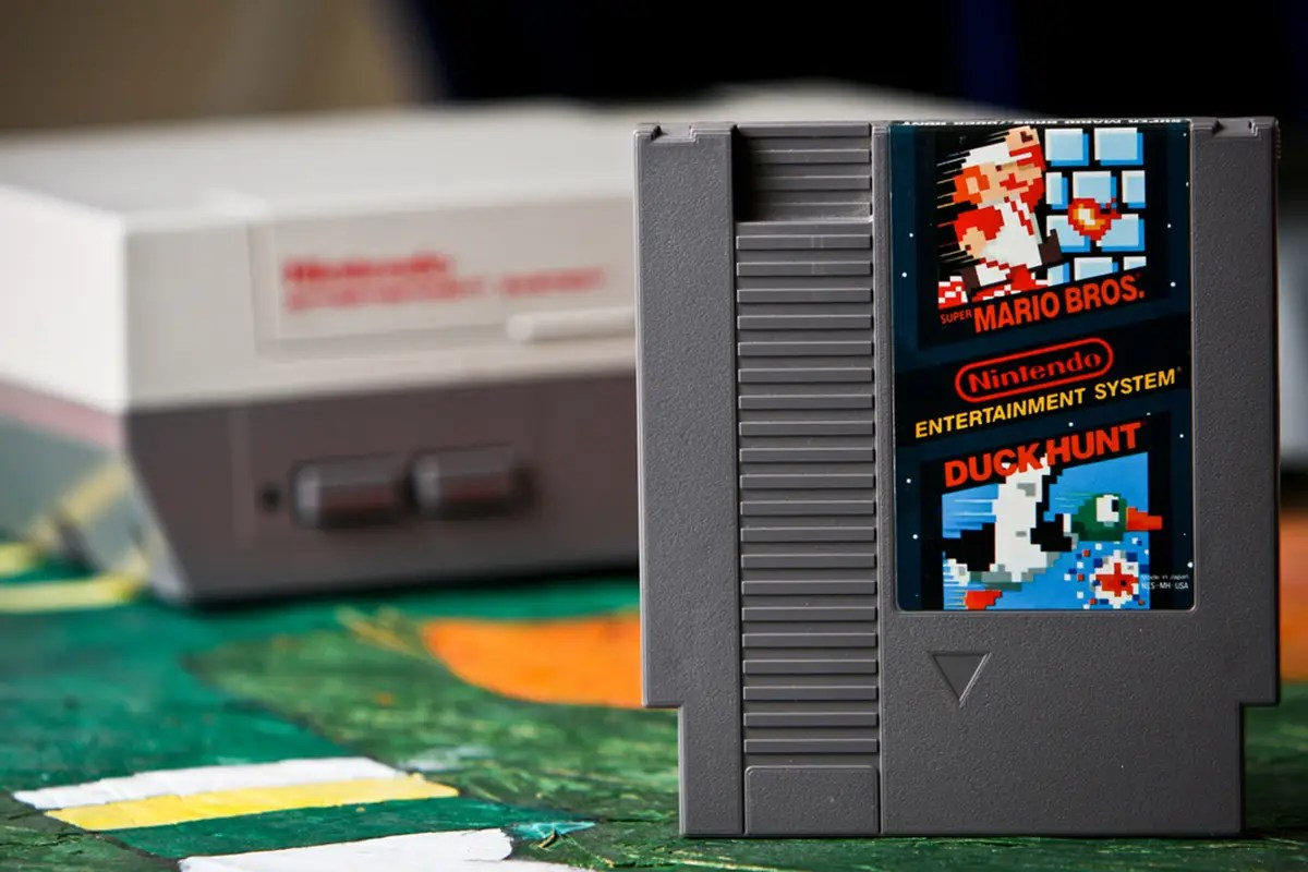 4. Nintendo is extremely protective of its classic games.