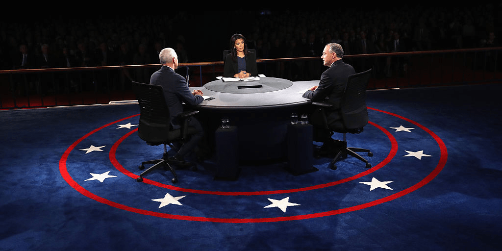 Image result for vp debate