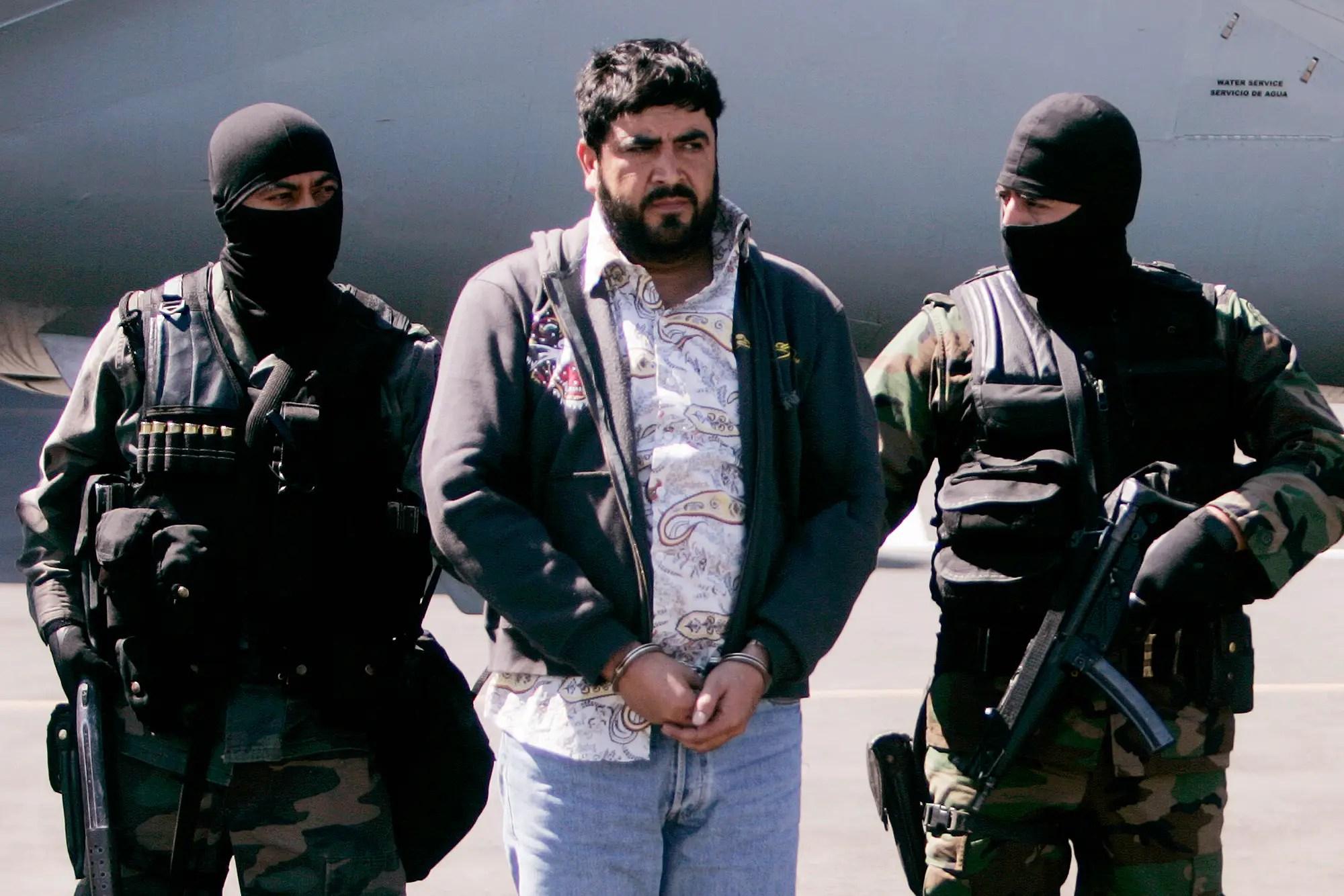 Alfredo Beltran Leyva Mexico drug trafficker arrest