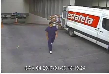 Mexico Guadalajara consulate shooting suspect