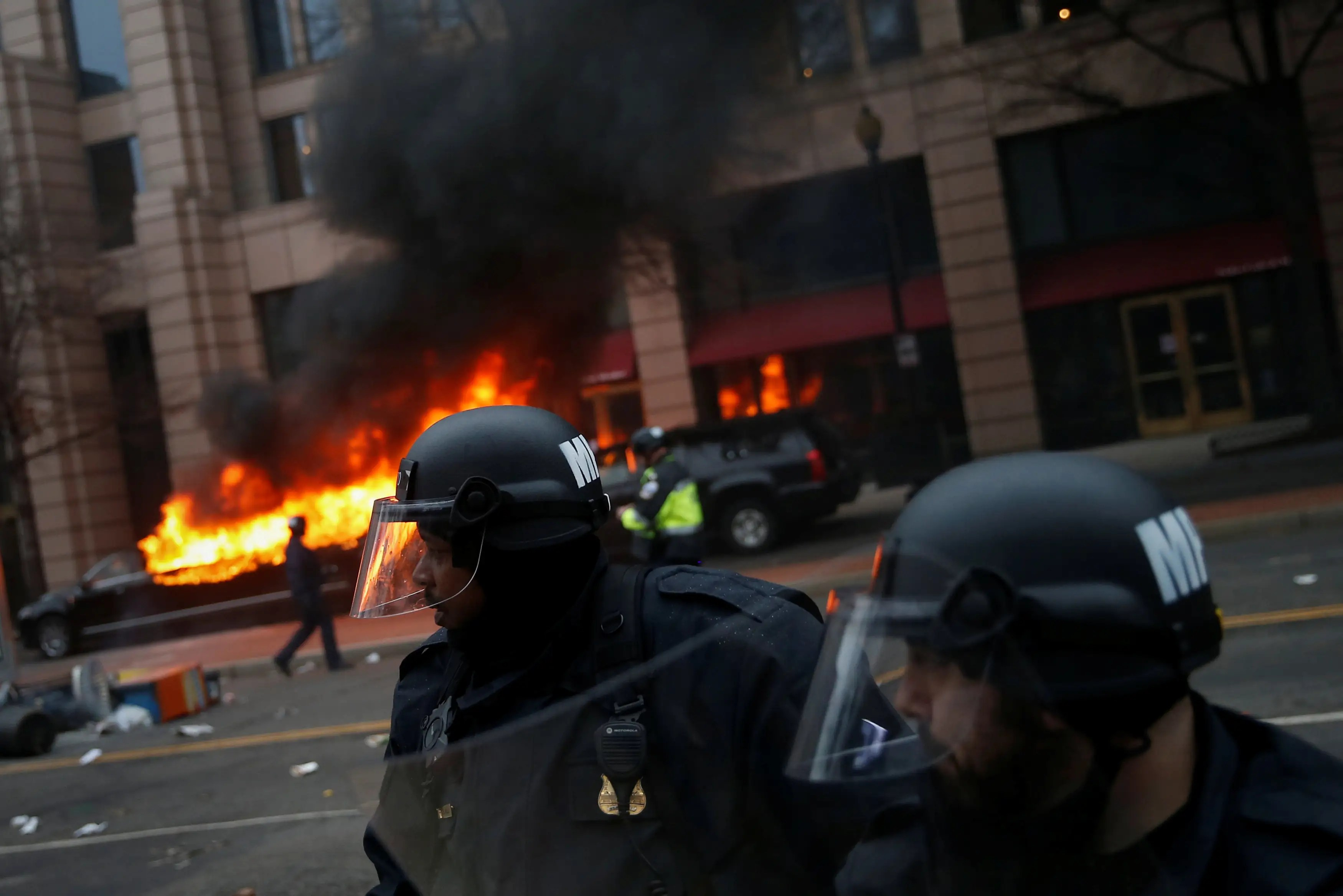 Inauguration Protests