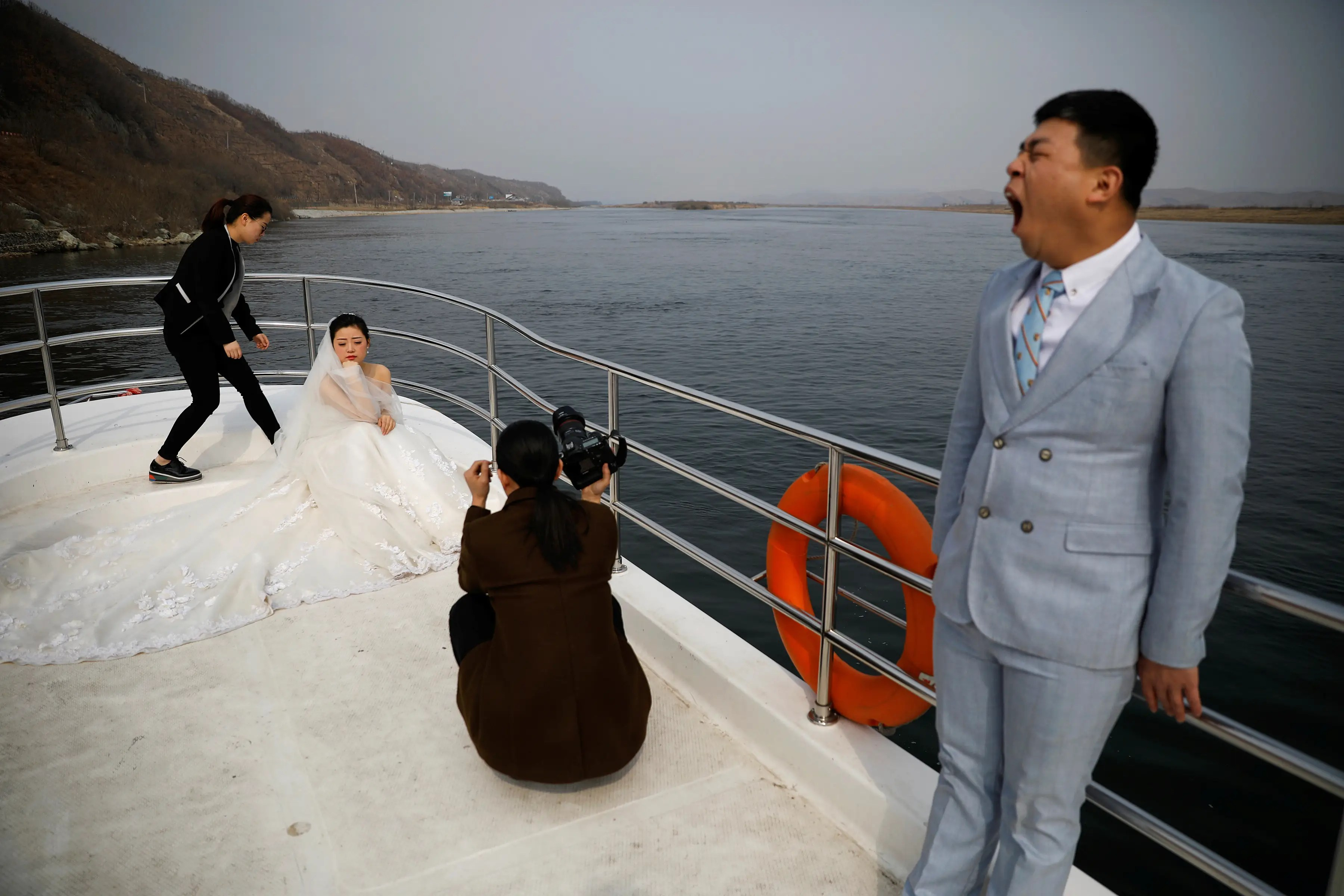 china married couple