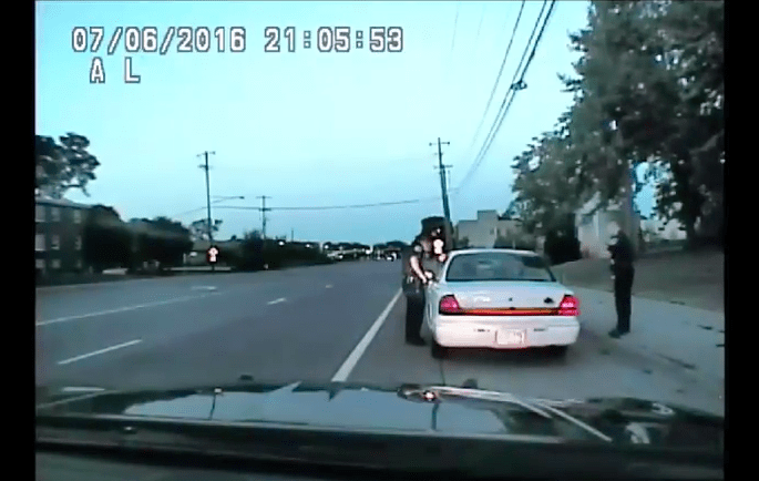 philando castile dashcam footage