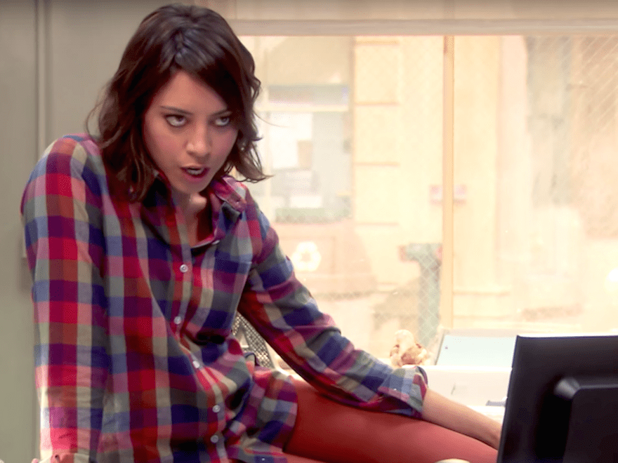 April Ludgate Parks as well as Rec
