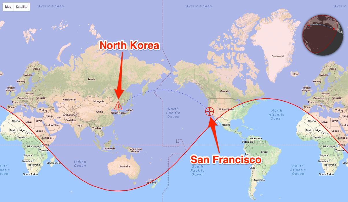 Radioactive Fallout Map Us
