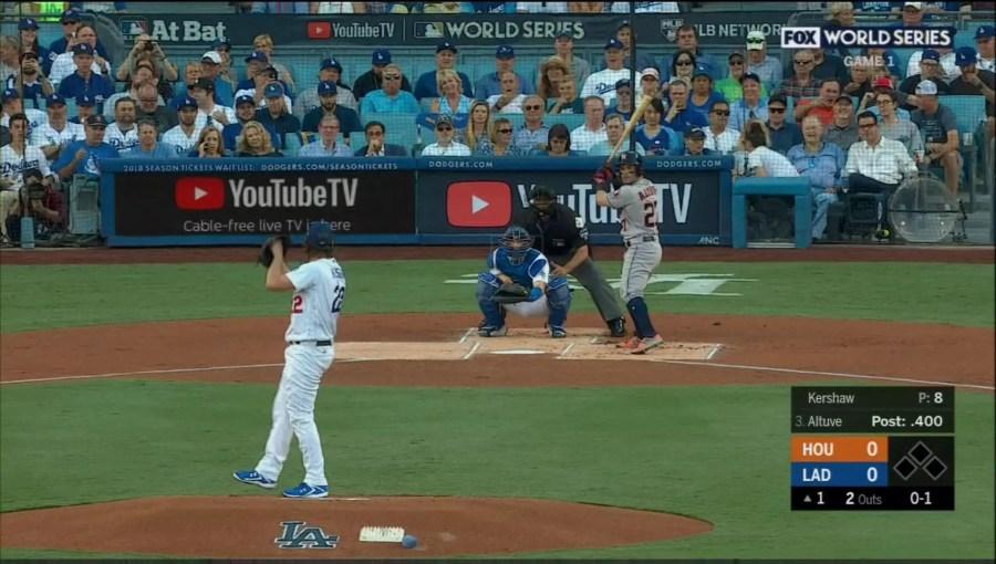 World Series YouTube ad