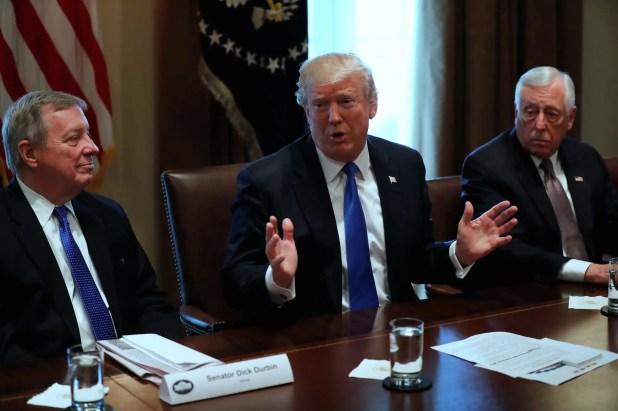 donald trump immigration meeting