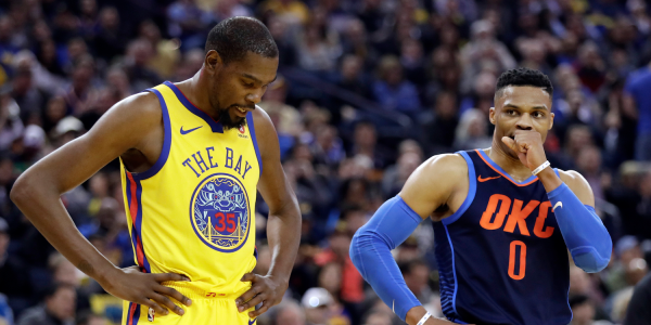 Kevin Durant calls liking Instagram comment criticizing ...