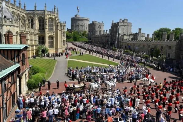 Backstory: A very modern royal wedding - Business Insider