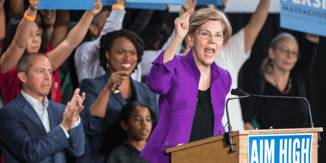 If she runs, Sen. Elizabeth Warren would be a front-runner for the 2020 Democratic presidential nomination.