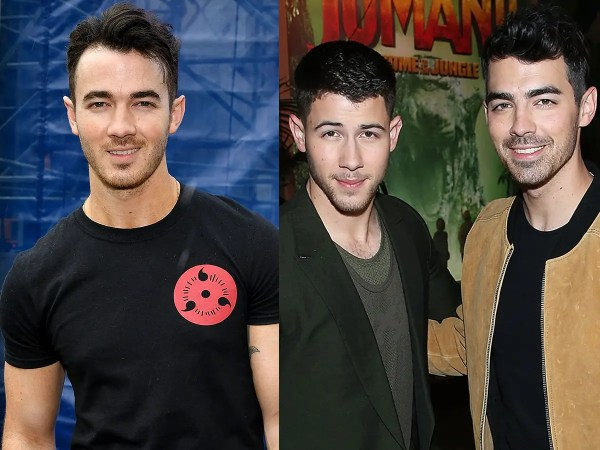 Kevin Jonas says brothers Nick and Joe understand why he ...