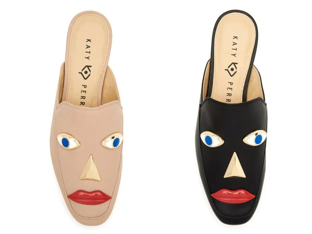 katy perry collection shoes blackface accusations