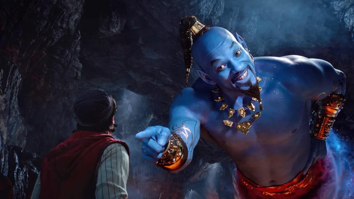 Aladdin 4 Disney