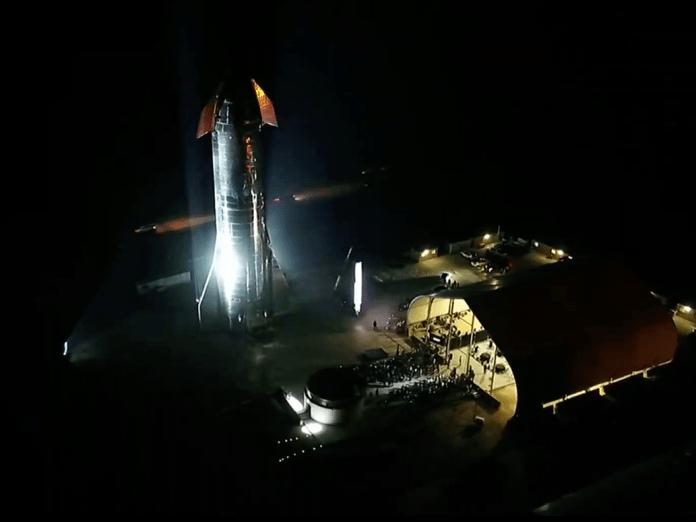 elon musk spacex starship mars rocket update presentation september 28 2019 youtube 3
