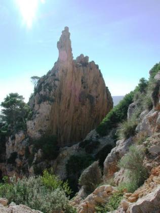 Comunitat Valenciana - Falla del Moraig