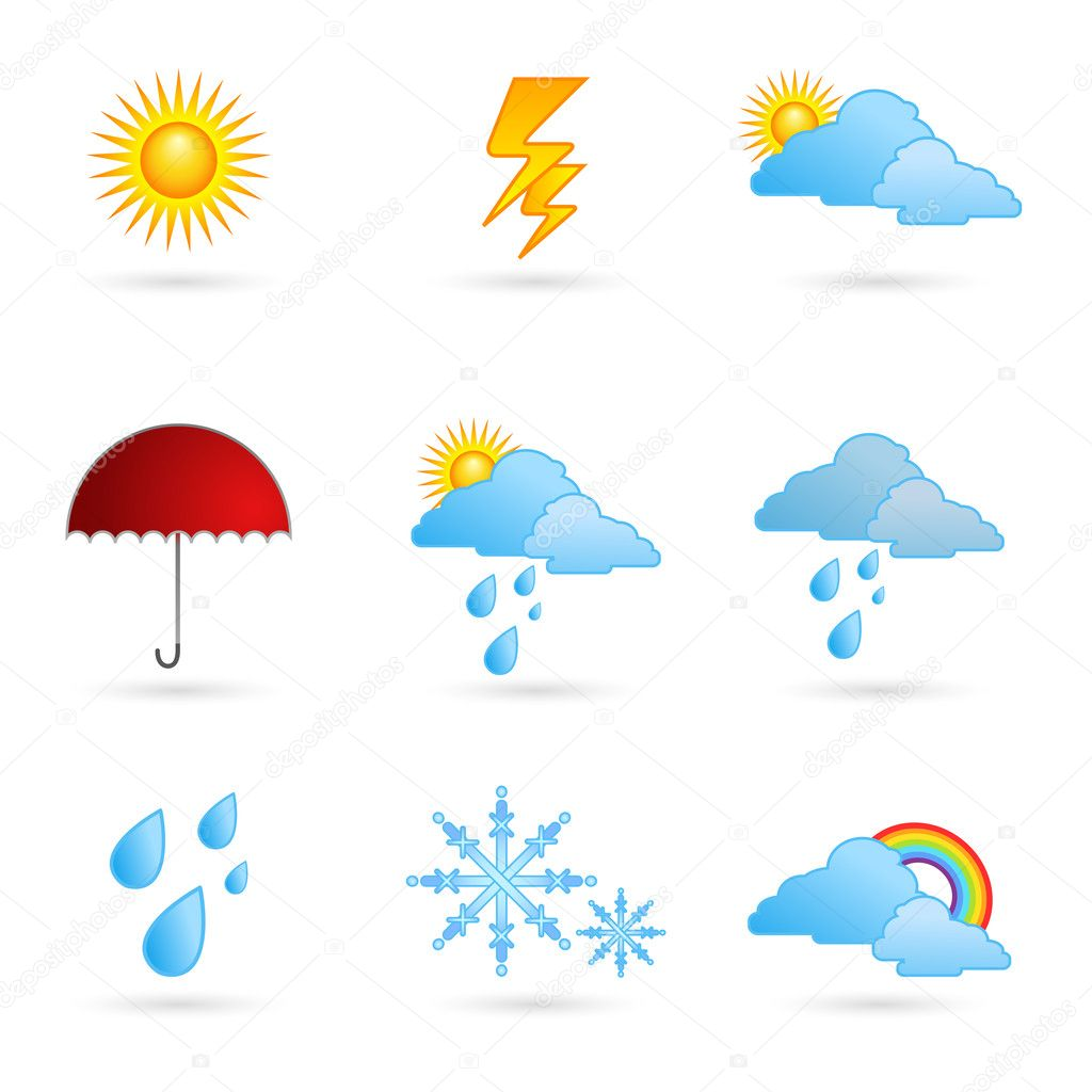 Types Of Weather