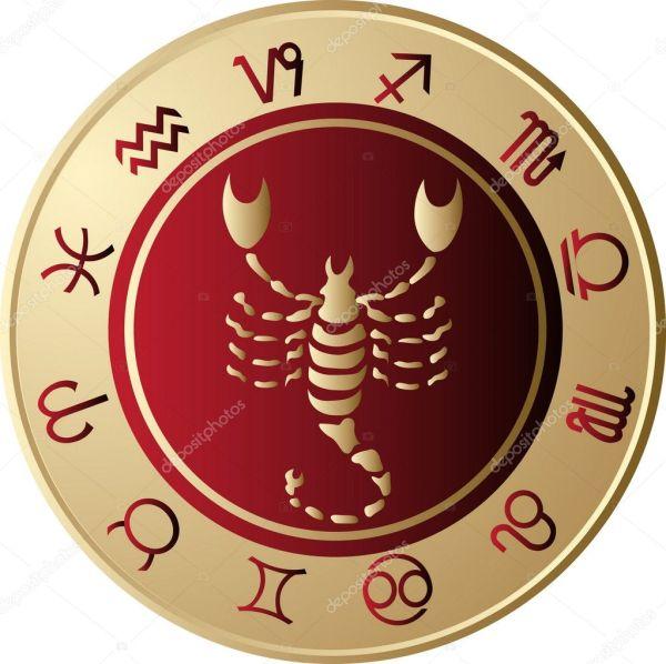 Картинки гороскоп скорпион Гороскоп Скорпион Векторное