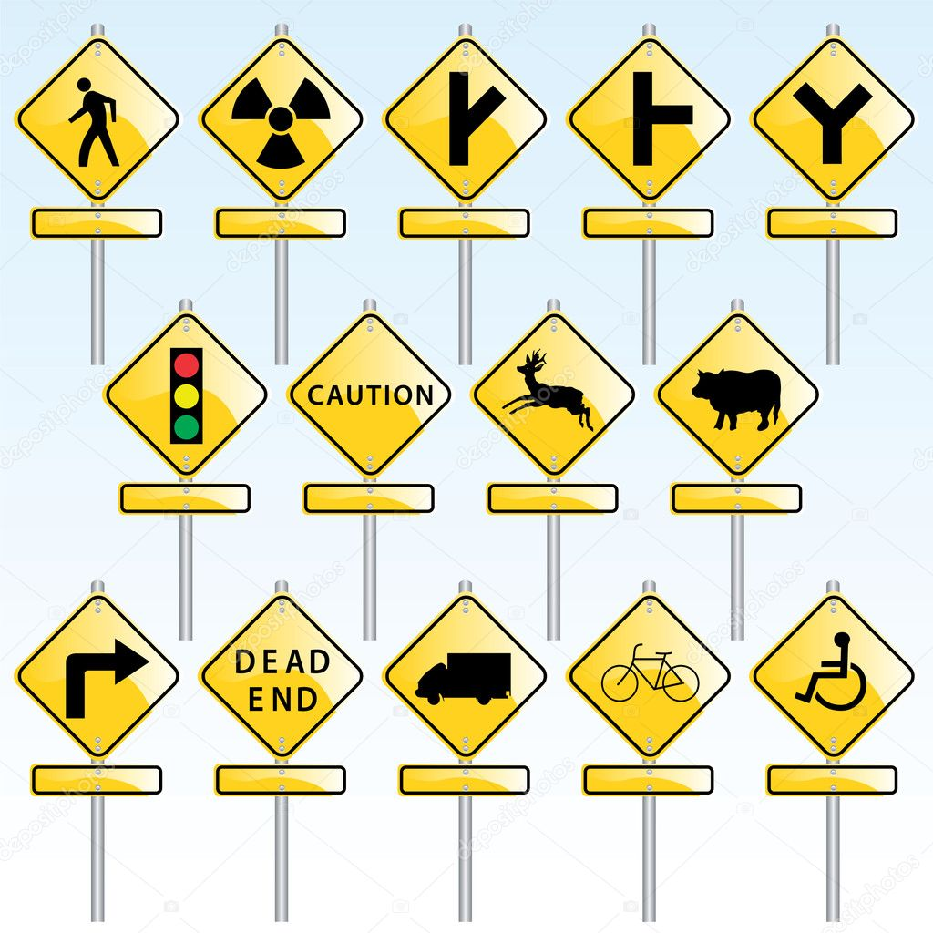 Pin Printable Traffic Signs