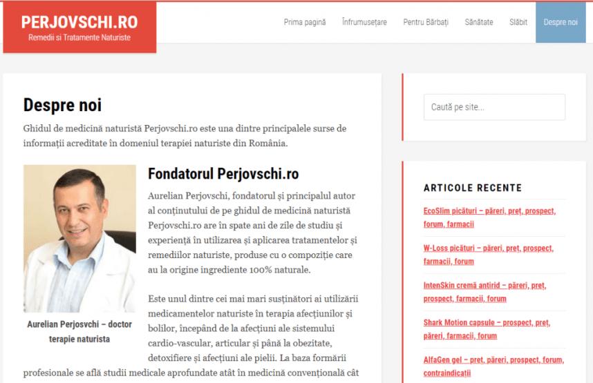 """Fotografia unui celebru profesor medic de la cea mai mare universitate din Moscova folosită pentru o escrocherie de un """"medic român"""""""
