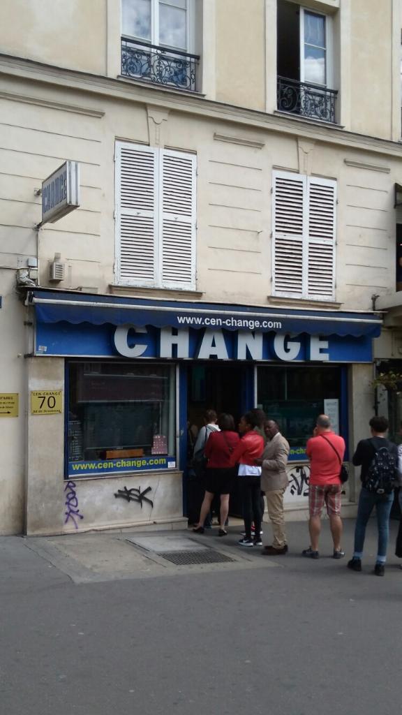 bureau de change 70 boulevard de strasbourg 75010 paris