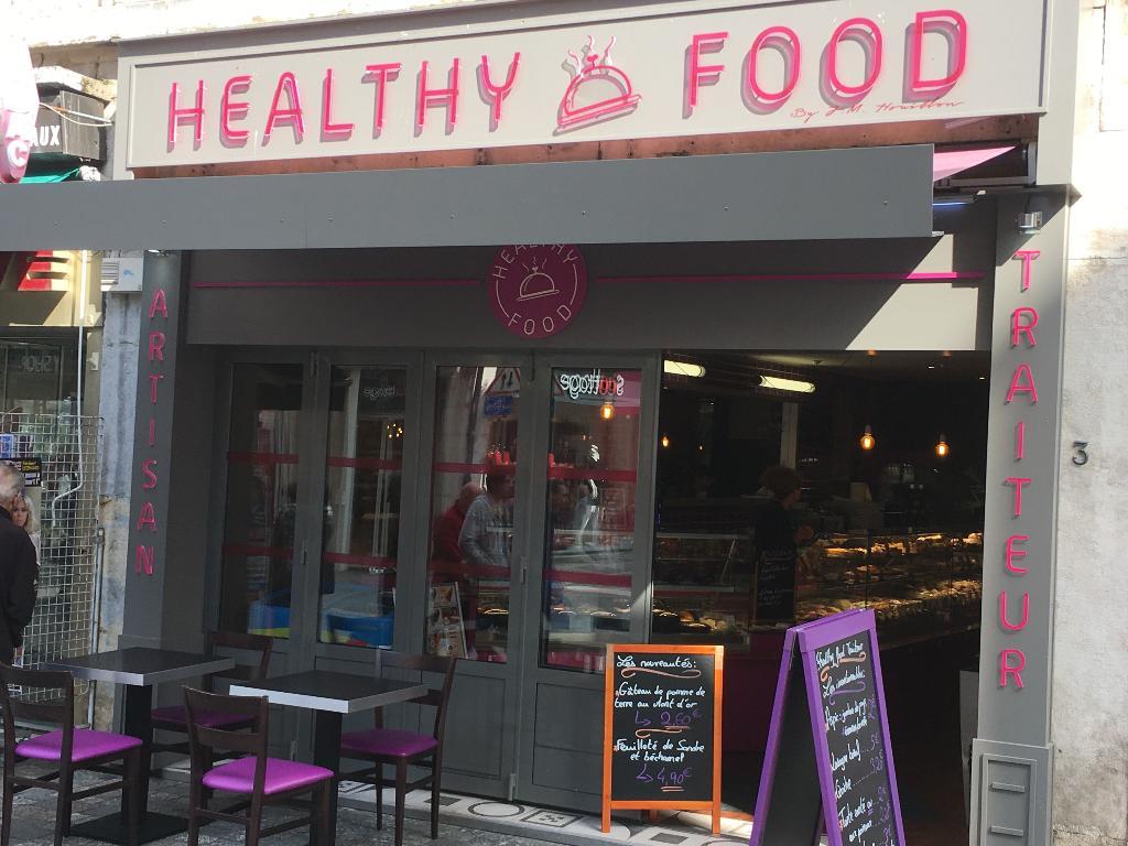 Healthy Food Restaurant 3 Rue Des Granges 25000