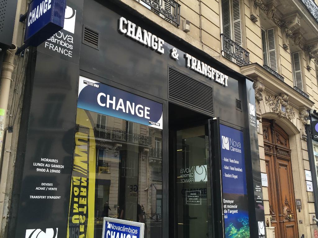 novacambios france bureau de change paris bureau de change adresse horaires