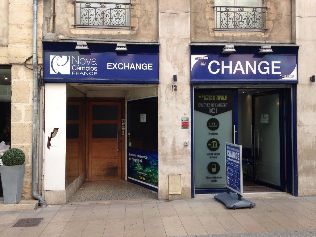 bureau de change 12 rue rameau 21000 dijon