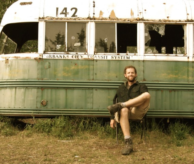Chasing Alexander Supertramp Into The Wild