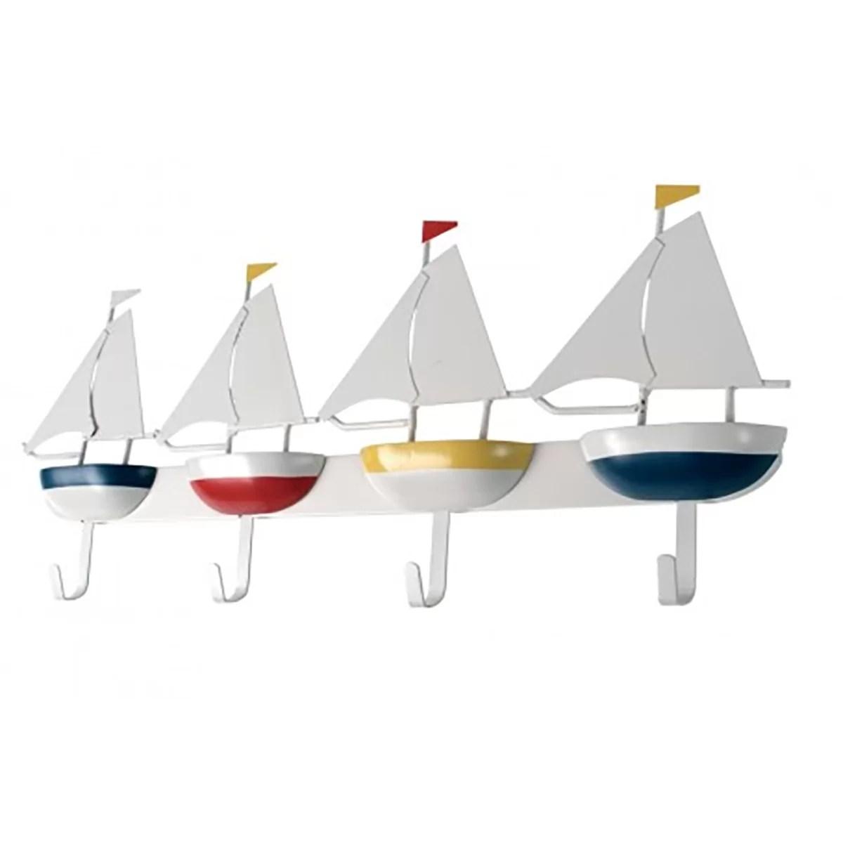 Hajós fogas 4-es Fogas, akasztó, evező