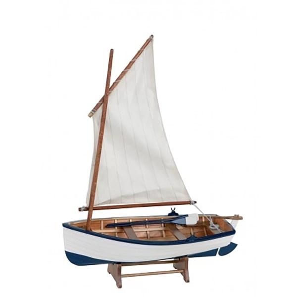 Breton bárkamakett L32 Kishajó, Csónak
