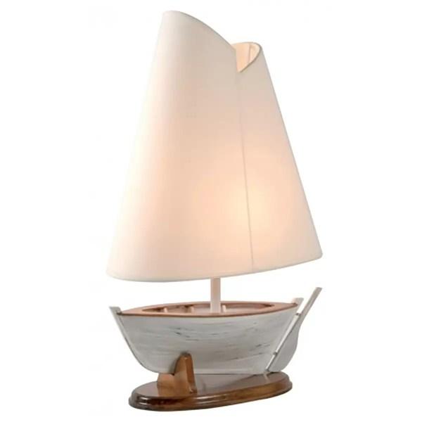 Vitorlás lámpa 54 cm Lámpa