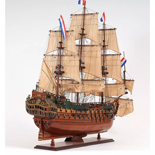 Friesland makett Történelmi makett