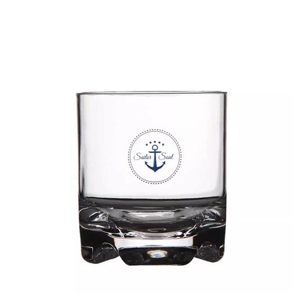 6 db whiskys pohár Sailor Soul Borkellék, Konyha
