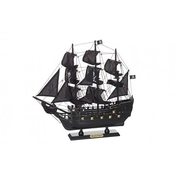 Black Pearl kalózhajó Szuvenír hajómakett