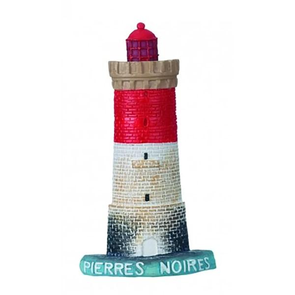 Hűtőmágnes világítótorony Pierre Noires Hűtőmágnes