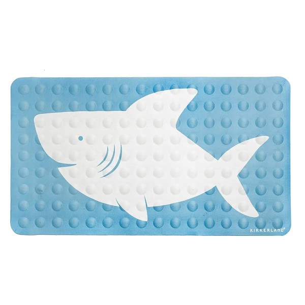 Fürdőszobaszőnyeg cápás Lábtörlő, szőnyeg