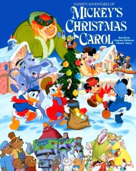 Dannys Adventures Of Mickeys Christmas Carol Kerasotes