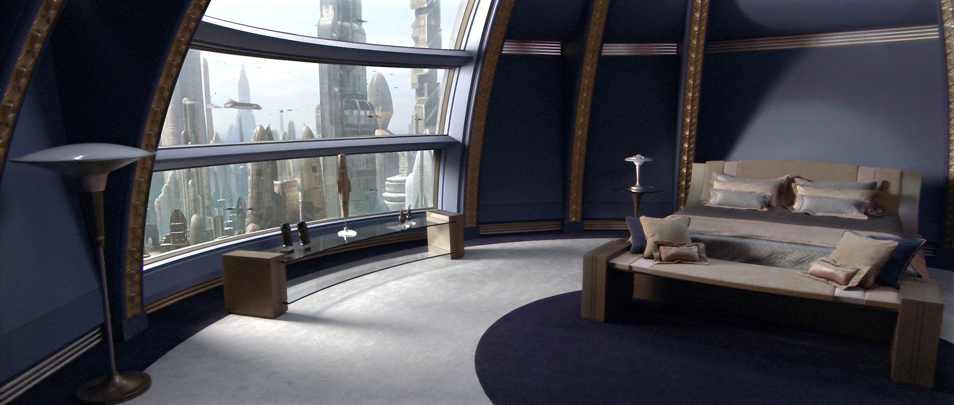 Padme Amidalas apartment