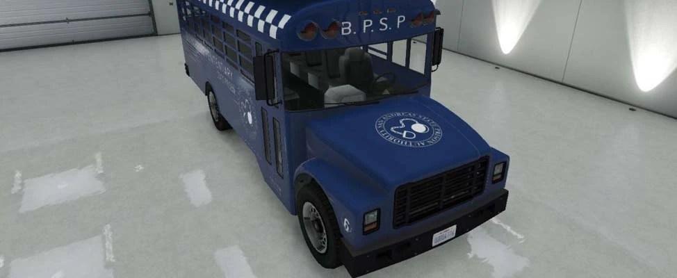 Prision Bus