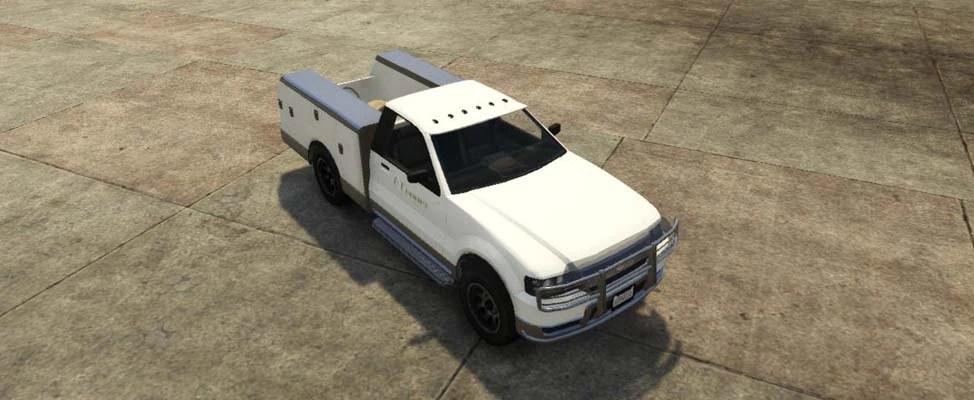 Utility Truck (Versión III)