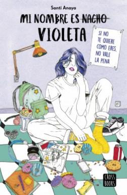 Mi nombre es Violeta pdf