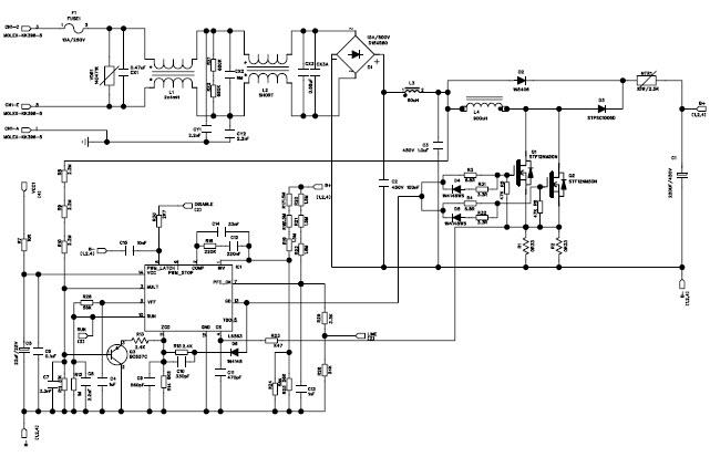 AC To DC Multi-Output Power