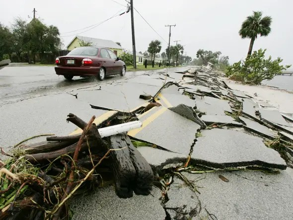 Extreme Weather & Natural Disasters | LOI Calendar